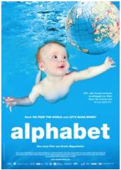 "Filmplakat ""alphabet"""