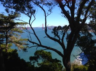 San Francisco Golden Gate Bruecke