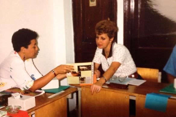 Lehrerfortbildung II Kuba