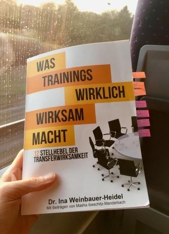 Fachbuch Ina Weinbauer Trainingswirksamkeit 2019