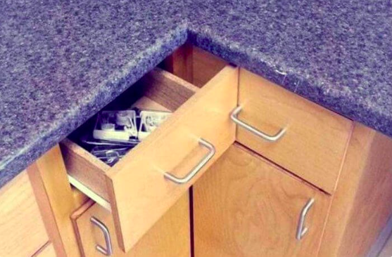 Foto Technisches Problem Einbauküche